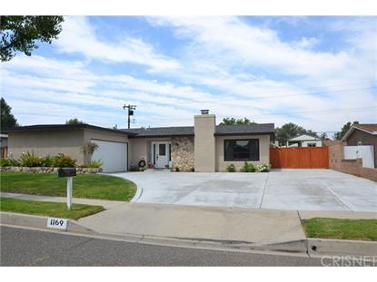 1169 4th Street Simi Valley, CA MLS# SR20126732