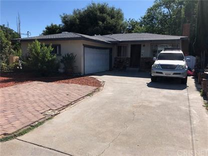 25226 Vermont Drive Newhall, CA MLS# SR20126893