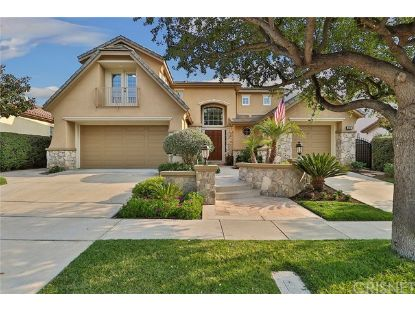 3122 Heavenly Ridge Street Thousand Oaks, CA MLS# SR20190196