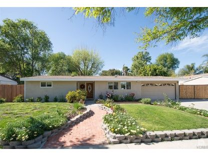 1147 Burtonwood Avenue Thousand Oaks, CA MLS# SR20191781