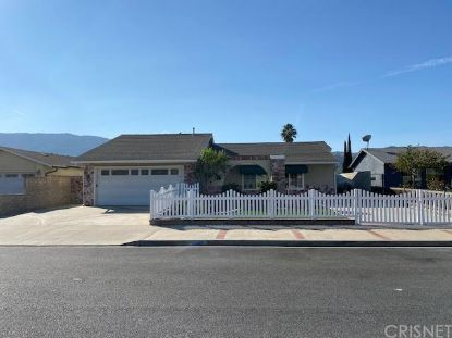 2029 Vera Court Simi Valley, CA MLS# SR20213013