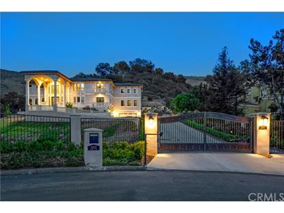 15829 Berkley Drive Chino Hills, CA MLS# TR18043450