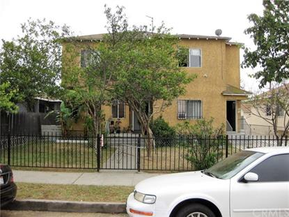 1410 W 37th Place Los Angeles, CA MLS# TR18121993