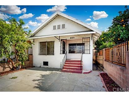 665 Cypress Avenue Los Angeles, CA MLS# WS18265473