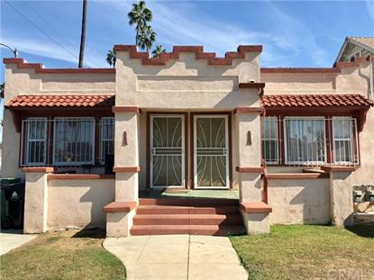5700 S Wilton Place Los Angeles, CA MLS# WS18271073