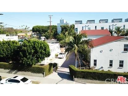 1042 N Crescent Heights Boulevard West Hollywood, CA MLS# WS19006161
