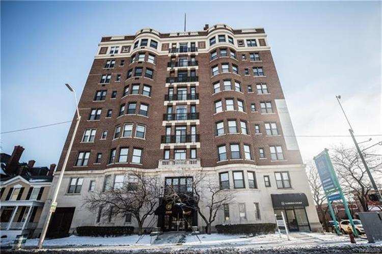 2900 E JEFFERSON Unit C1 AVE, Detroit, MI 48207 - Image 1