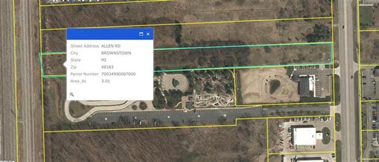 0000 ALLEN RD, Brownstown Twp, MI 48183 - Image 1