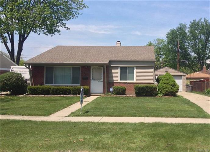 1257 JERRY AVE, Madison Heights, MI 48071