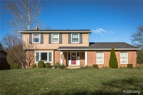 6966 PINE EAGLE LN, West Bloomfield, MI 48322 - Image 1