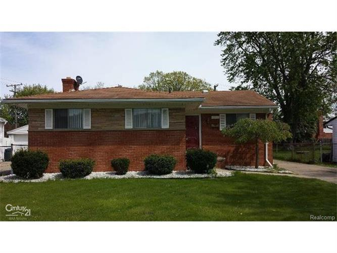 28104 elba st clair shores mi 48081 mls 58031321365