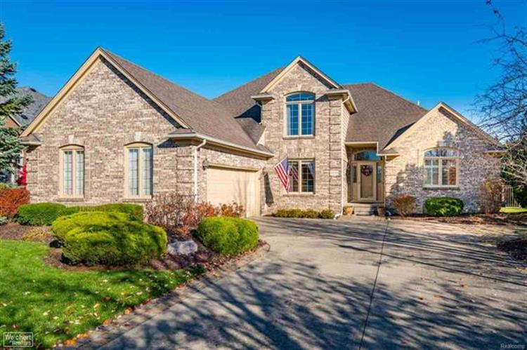 48196 CONIFER, Shelby Twp, MI 48315