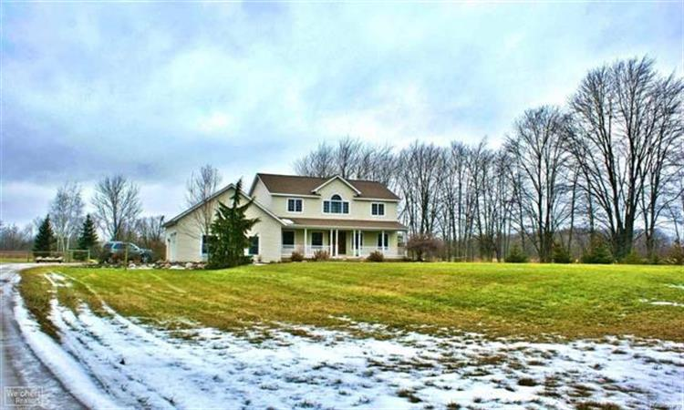 2857 WALES CENTER, Wales Township, MI 48027