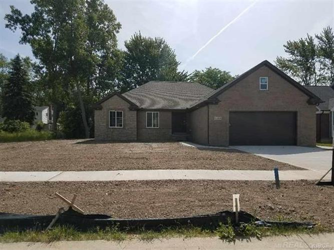 50204 OAKBROOKE, Chesterfield Township, MI 48047