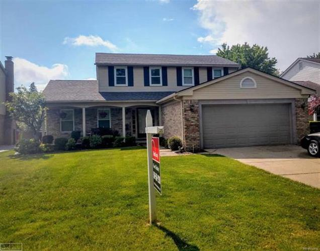 47551 VALLEY FORGE, Macomb Twp, MI 48044