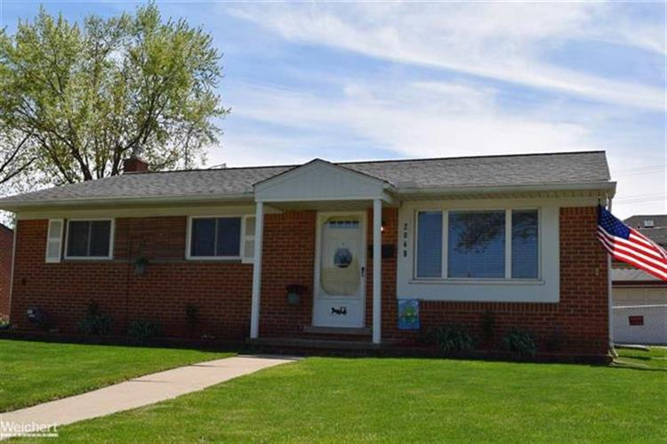 2048 TARRY, Sterling Heights, MI 48310 - Image 1