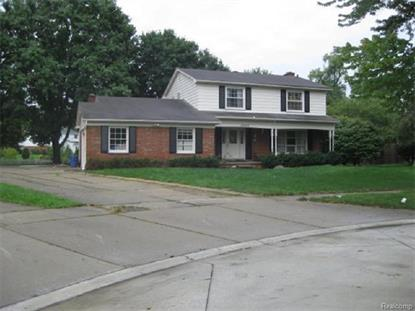 19255 RED MAPLE CRT  Southfield, MI MLS# 216097704
