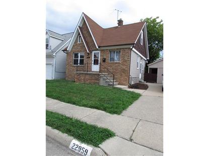 22959 PLEASANT ST , St Clair Shores, MI
