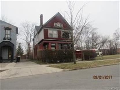 3677 LINCOLN ST  Detroit, MI MLS# 217013319