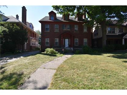 2015 Chicago Blvd  Detroit, MI MLS# 217067786