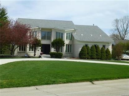 1615 SHAKER HEIGHTS DR , Bloomfield Twp, MI