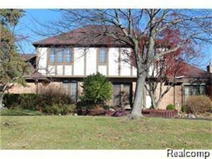 4908 LAKE BLUFF RD  West Bloomfield, MI MLS# 218027397