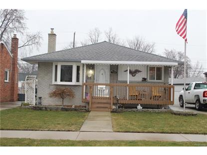 739 EASTLAWN AVE  Madison Heights, MI MLS# 218028221