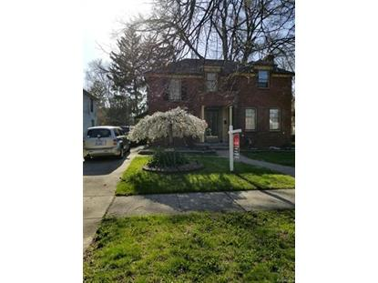 14925 GLASTONBURY AVE  Detroit, MI MLS# 218031033