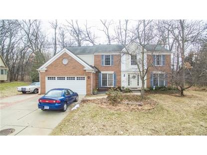 3350 PARK FOREST DR  West Bloomfield, MI MLS# 218036917