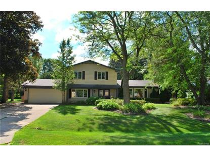 4289 MACQUEEN DR  West Bloomfield, MI MLS# 218040656