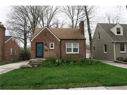 1648 HAMPTON RD  Grosse Pointe Woods, MI MLS# 218041760