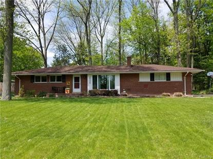 28428 THORNY BRAE RD  Farmington Hills, MI MLS# 218042993