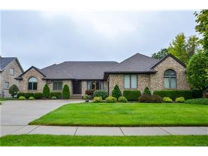 52497 Charing WAY  Shelby Twp, MI MLS# 218088526