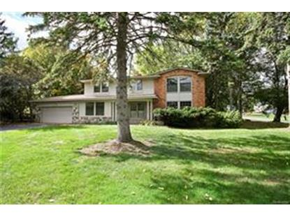4812 S VALLEYVIEW RD  West Bloomfield, MI MLS# 218093806