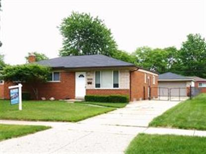 32552 Dover AVE  Warren, MI MLS# 218117660