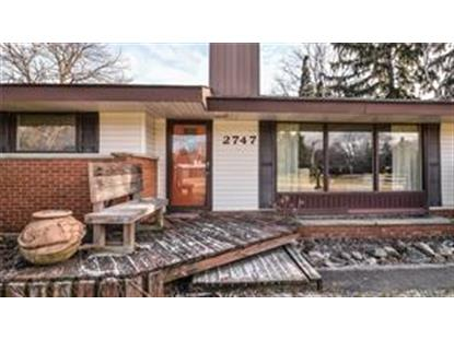2747 St Joseph ST  West Bloomfield, MI MLS# 219002264