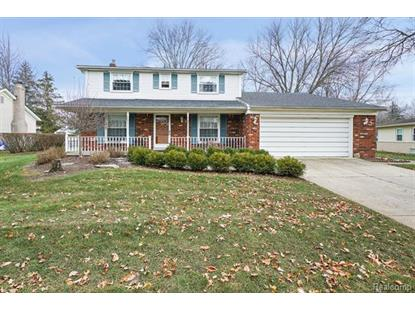 11828 TRAILWOOD RD  Plymouth, MI MLS# 2200036639