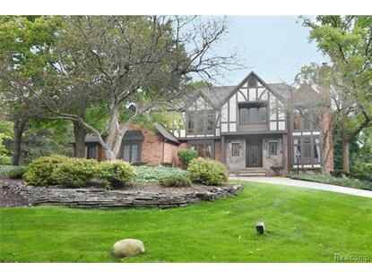510 TALL TREE LN  Bloomfield Twp, MI MLS# 2200048596
