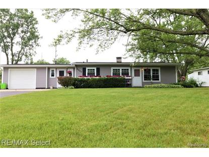 6284 WESTDALE DR  Grand Blanc, MI MLS# 2200049063