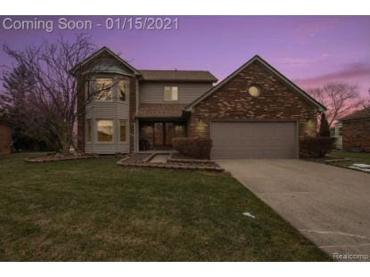 40834 BRIGHTSIDE Court Sterling Heights, MI MLS# 2210001137