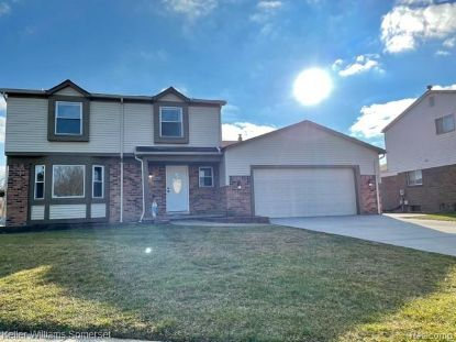 38836 CENTURY Drive Sterling Heights, MI MLS# 2210001875