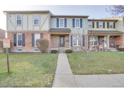 36423 PARK PLACE Drive Sterling Heights, MI MLS# 2210002689