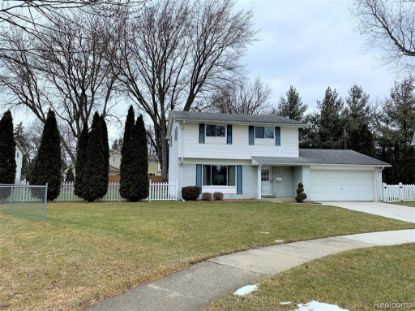 40480 DIANE Drive Sterling Heights, MI MLS# 2210004876