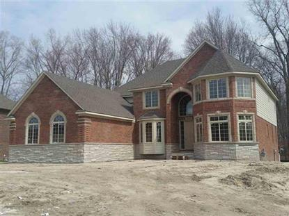 chesterfield township mi new homes for sale