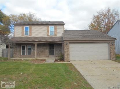 50372 BELLAIRE DR, Chesterfield Township, MI