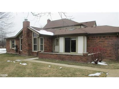 49300 SHERIDAN CT Shelby Twp, MI MLS# 58031342010