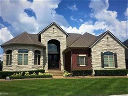 8837 SOFTAIL LANE Shelby Twp, MI MLS# 58031364573