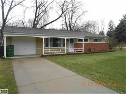 8616 WILORAY AVE. Shelby Twp, MI MLS# 58031366517