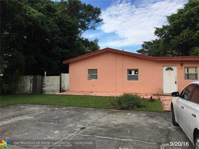 1665 SW 28th Ter, Fort Lauderdale, FL 33312