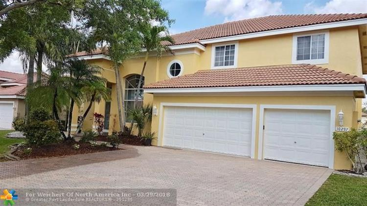 10297 NW 53rd Ct, Coral Springs, FL 33076